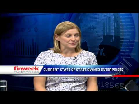 The cost of S.A's state owned enterprises