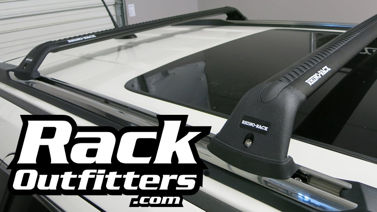 Inno Roof Rack >> Jeep Grand Cherokee with Rhino Rack RSP Roof Rack by Rack ...