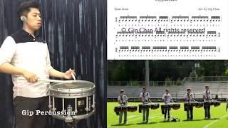 行進鼓系列 Zippadiddles by Gip Chan