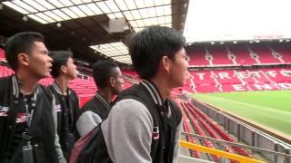 CLEAR - Ayo Indonesia Bisa - Megahnya Old Trafford