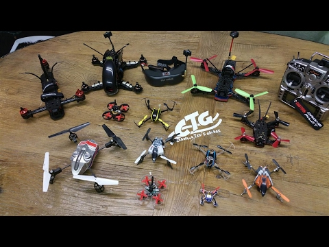 Crawler Teds Garage - Racing Quads / Drones / Tricopter