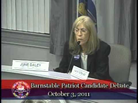 Barnstable Patriot Candidate Debate