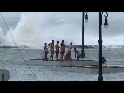Havana flooded after hurricane Irma batters Cuba