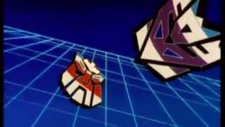 Intro / Opening de Transformers (España)