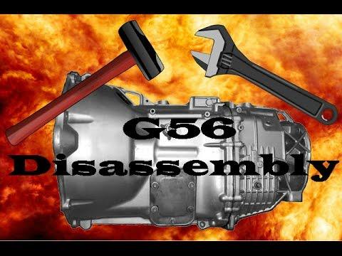 cummins 6 speed g56 transmission disassembly youtube rh youtube com 08 Dodge G56 Transmission Diagram G56 Transmission Rebuild