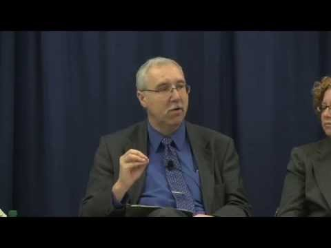 Israel Conference American University, Panel with Prof. Gerald Steinberg