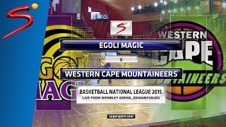 Week 2: Egoli Magic 73-65 Western Cape Mountaneers