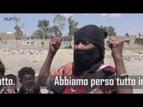 PTV news Speciale - Cosa resta di Sana'a, capitale yemenita