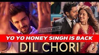 Yo Yo Honey Singh ( Dil Chori Video Song) Yo Yo Is Back