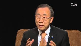 Ban Ki-Moon: United Nations Secretary General