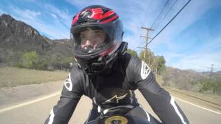 Motorcycle Riding Tips - Sportbike Canyon Carving at RevZilla.com