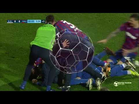 Rijeka Hajduk Split Goals And Highlights