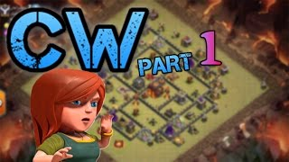 CW Teil 1 [Clash of Clans ] DEUTSCH