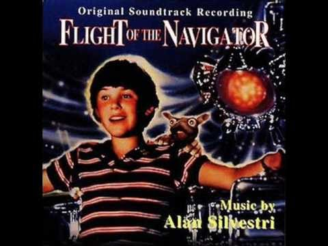 Flight of the Navigator [SOUNDTRACK] - Alan Silvestri