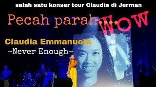 Claudia Emmanuela - Never enough (In Concert)   Loren Allred