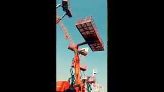 Bauma China  Construction Vehicles and Equipment  lift rotation
