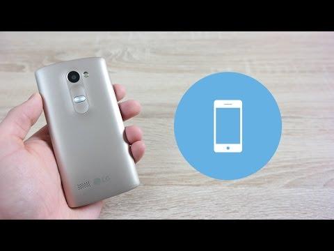 LG Leon LTE Recenzja Test Prezentacja Review PL