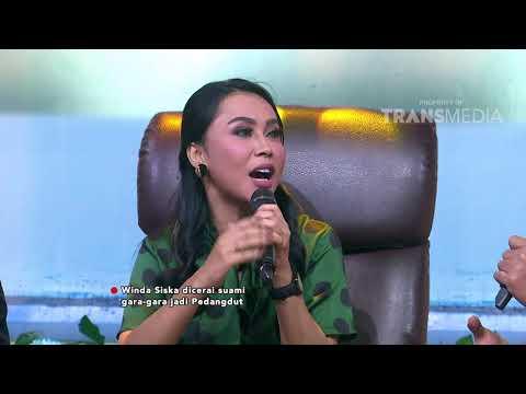 PAGI PAGI PASTI HAPPY - Winda Saskia Dicerai Suami Gara-Gara Jadi Pedangdut (13/12/17) Part 4