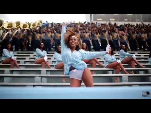 """Southern University Fabulous Dancing Dolls """"Let Your Mind Be Free"""" (2017)"""