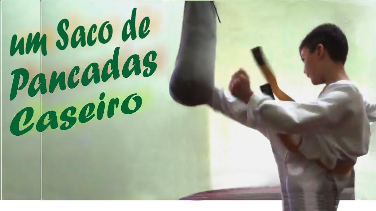 793b9b3a7 Como Fazer um Saco de Pancadas Caseiro - YouTube