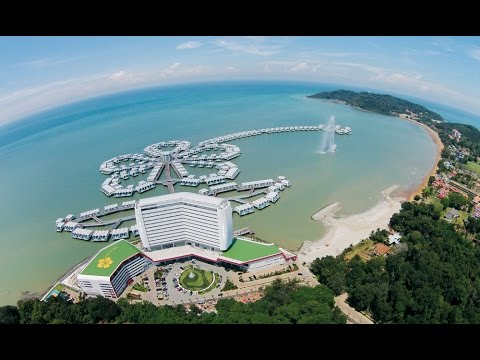 Guinness World Records: Lexis Hibiscus Port Dickson, The most pools and overwater villas in resort