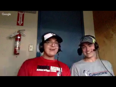 Chugiak Chinooks @ Anchorage Glacier Pilots (Game 3; June 9, 2017) DELAYED GAME PT. 1