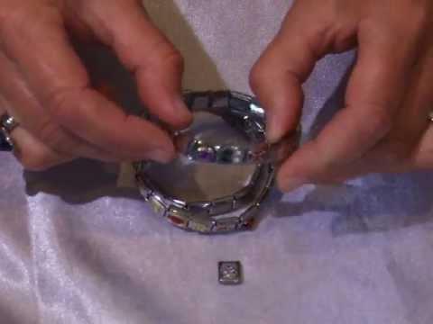 Nomination Bracelet Assembly Video