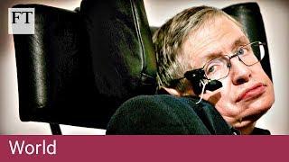 Stephen Hawking's triumph of mind over matter