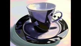 Kop en schotel / Cup and Saucer