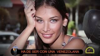 LA VENEZOLANA - JOSE A. BEDOYA (CON LETRA) Versión  Original