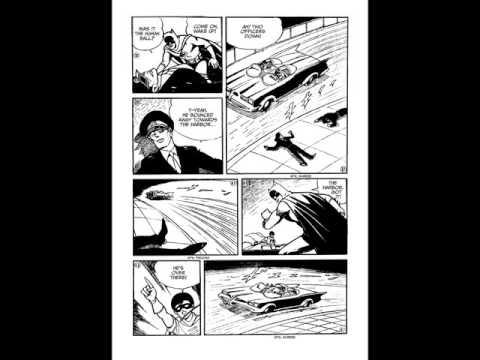 Batman ~ The Jiro Kuwata Batmanga v2014 #007 #comics