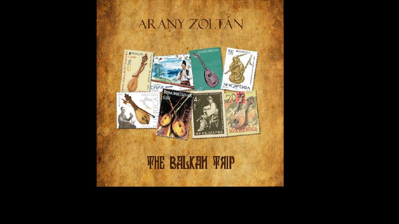 Balkan folk music - The Balkan Trip ( full album )