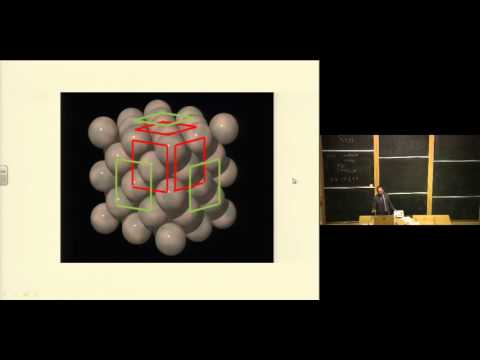 The Oxford Solid State Basics - Lecture 10