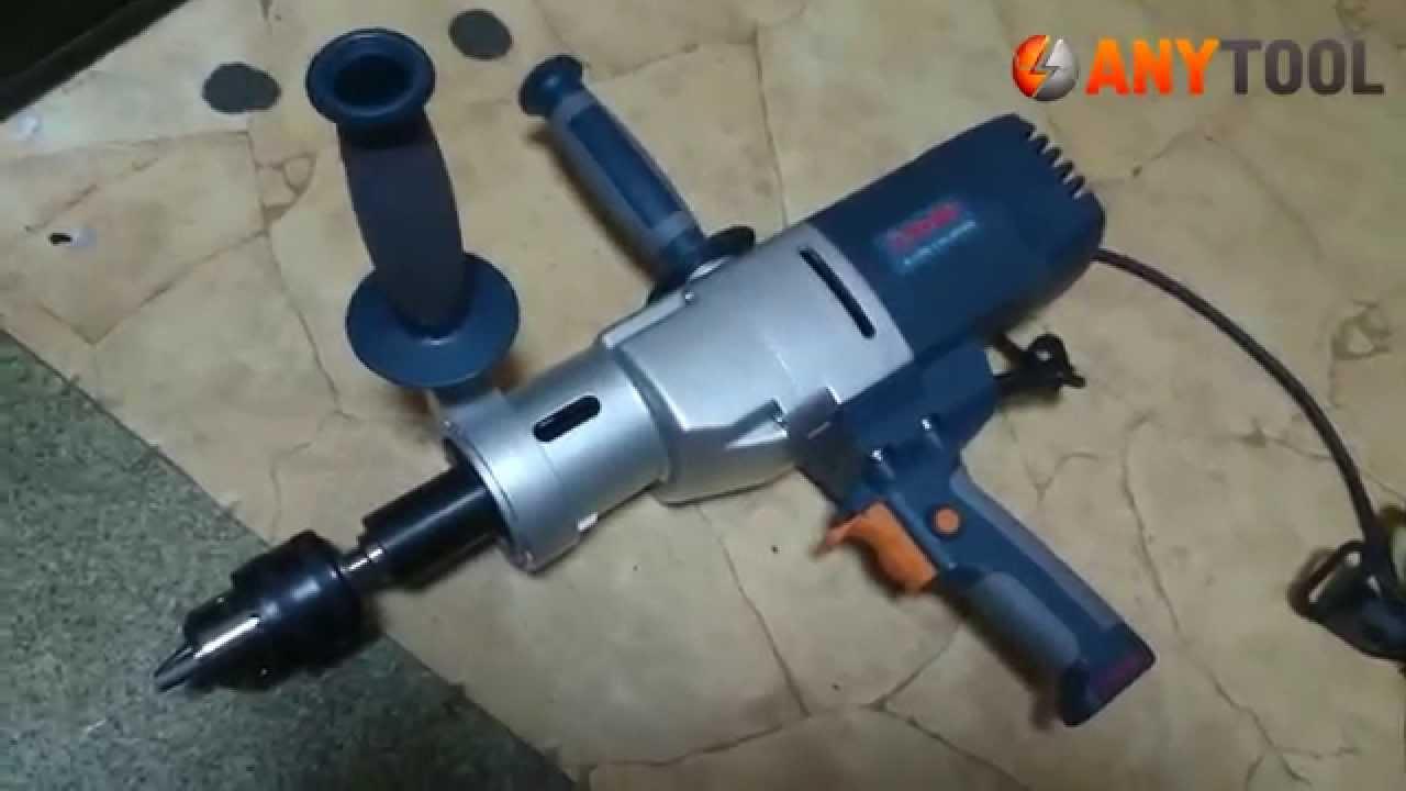 Аккумуляторная ударная дрель-шуруповерт BOSCH GSB 18VE-2-Li - YouTube