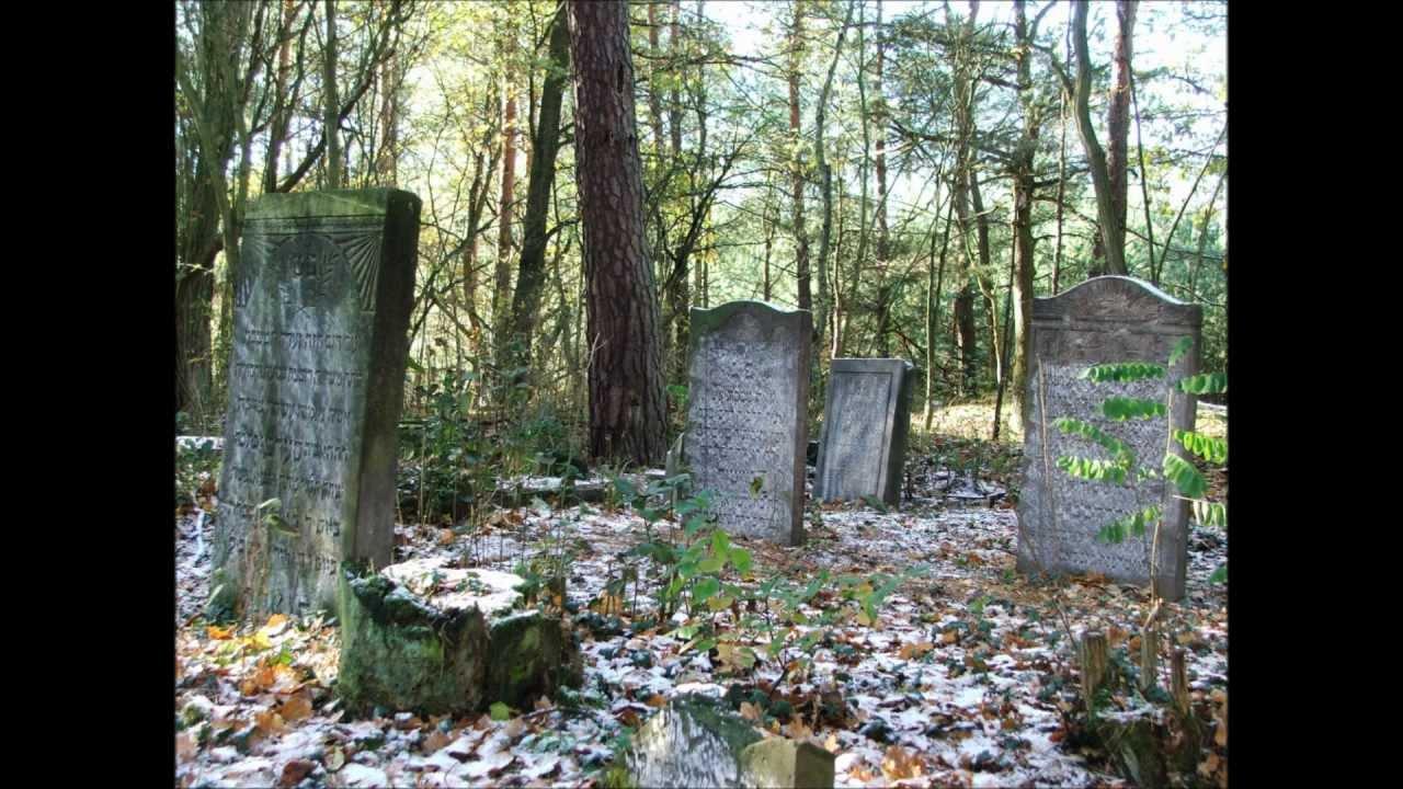 Cmentarz Żydowski w Bledzewie / Blesen - YouTube