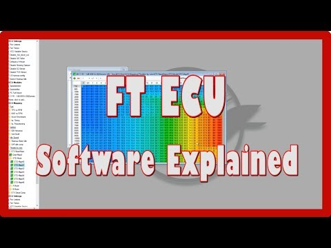 Flashing your ECU : FlashTune Software Detailed Breakdown