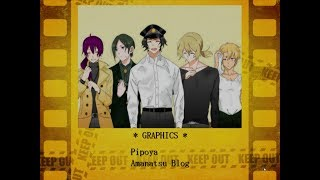 The Mystery Files of Detective Inaba No. 1(Horror Rpg/Mystery Game)#5end