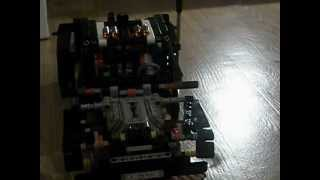 comment enlevé un moteur de lego tchnic 9395