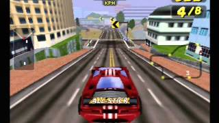 San Francisco Rush [N64] Gameplay
