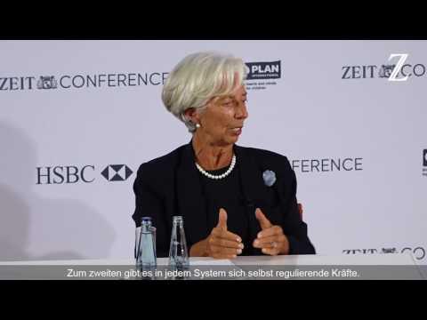 ZEIT meets G20: Christine Lagarde und Wolfgang Schäuble über multilaterale Weltordnung
