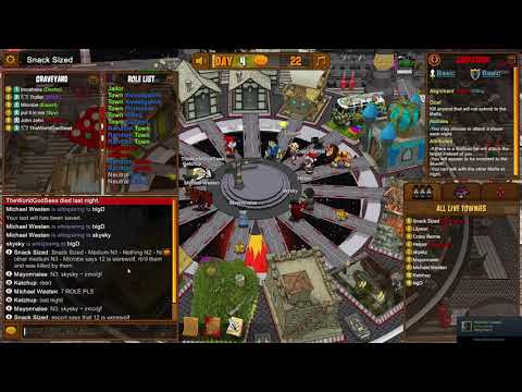 MY BEST EVER GODFATHER GAME | Town Of Salem Ranked Godfather