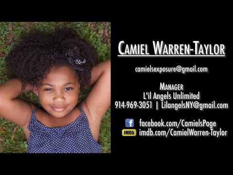 Camiel Warren-Taylor - Theatrical Reel clip
