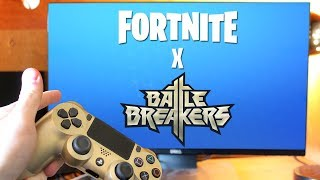 Fortnite X Battle Breakers - Everything We Know So Far!