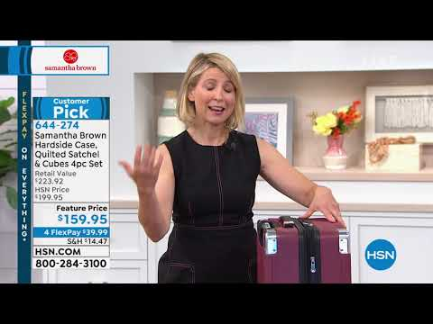 HSN | Samantha Brown Travel . https://pixlypro.com/wWSiQWN