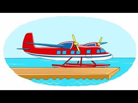 Мультфильм самолеты джет