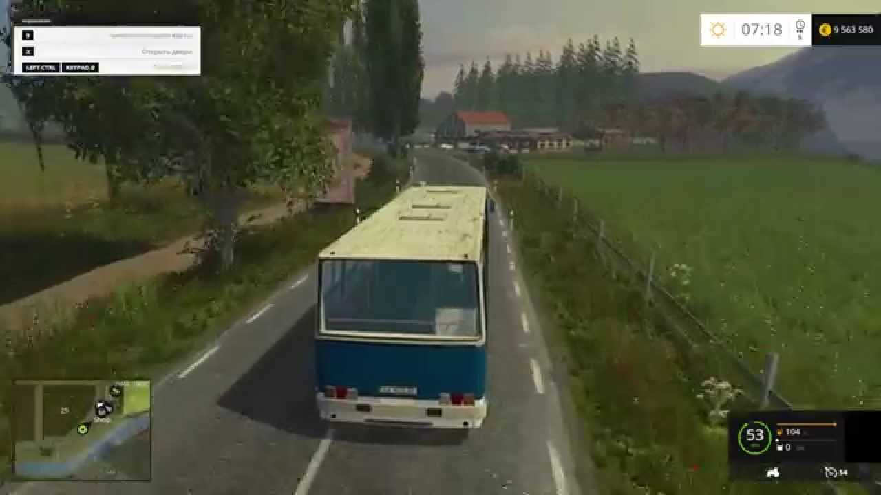 Скачать автобус симулятор паз