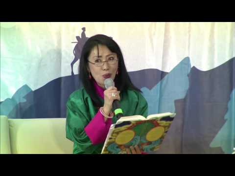 #JLFBoulder 2016: Treasures of the Dragon Kingdom