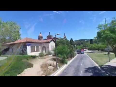 Bus tour around Barcelona, Spain #2 - June 2016 Dji Osmo