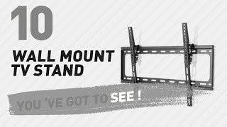 Wall Mount TV Stand // New & Popular 2017