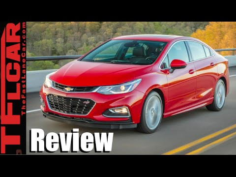 2016 Chevrolet Cruze | Read Owner and Expert Reviews, Prices